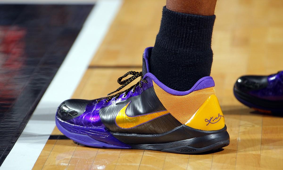 Nike va honorer la légende de la NBA Kobe Bryant avec des ...