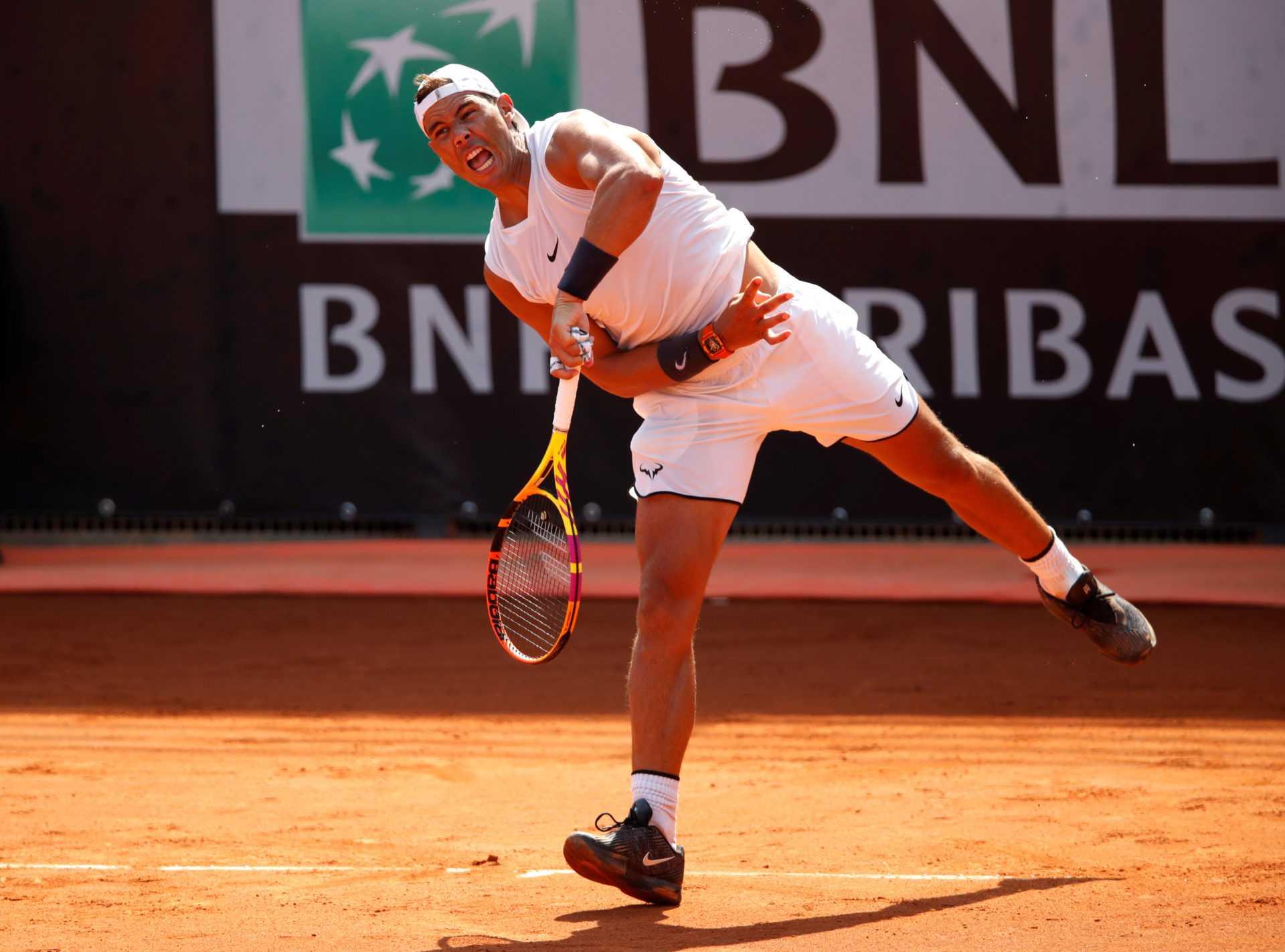 Rafael Nadal lancera une chaussure en édition spéciale en ...