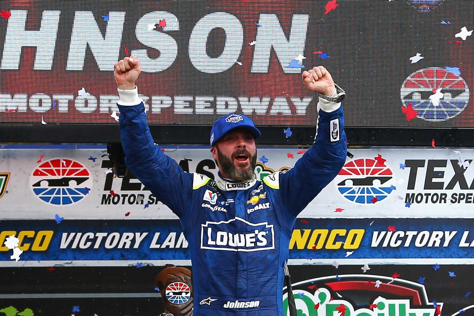 Jimmie Johnson fait-il déjà partie de la classe NASCAR Hall of Fame?