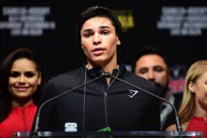 Ryan Garcia donne une prédiction choquante sur Canelo Alvarez contre Caleb Plant