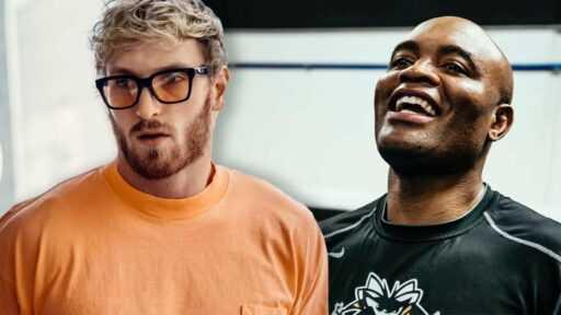 """""""Comment le F ** k est-il le but d'Anderson Silva de me combattre?""""  : Logan Paul réagit à la possibilité de combattre la légende de l'UFC"""