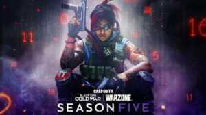 Call of Duty New Season Leaks Point vers un nouvel opérateur