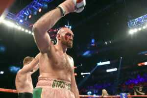 Les détails divulgués du camp d'entraînement de Tyson Fury suggèrent que « The Gypsy King » a menti sur son état de santé