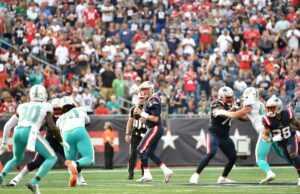 New England Patriots vs New York Jets Game Set pour créer une paix unique de l'histoire