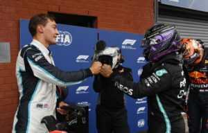 Wolff admet que Mercedes doit travailler pour adapter Russell à la vie avec Hamilton