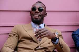 """""""50-50"""": Usain Bolt informe les fans de sa participation à """"Dancing With The Stars"""""""