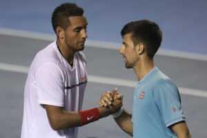"""""""Jouer à cache-cache"""": réponse hilarante de Nick Kyrgios à la question impliquant Novak Djokovic"""