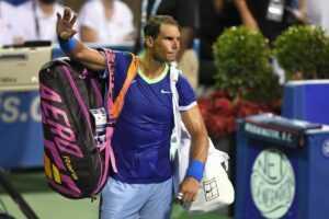 """""""Pas peur de la vie sans tennis"""": Rafael Nadal révèle ses plans après sa retraite"""