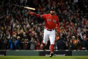 REGARDER: Les Red Sox de Boston entrent dans l'histoire de la MLB avec un énorme Grand Chelem contre les Astros de Houston